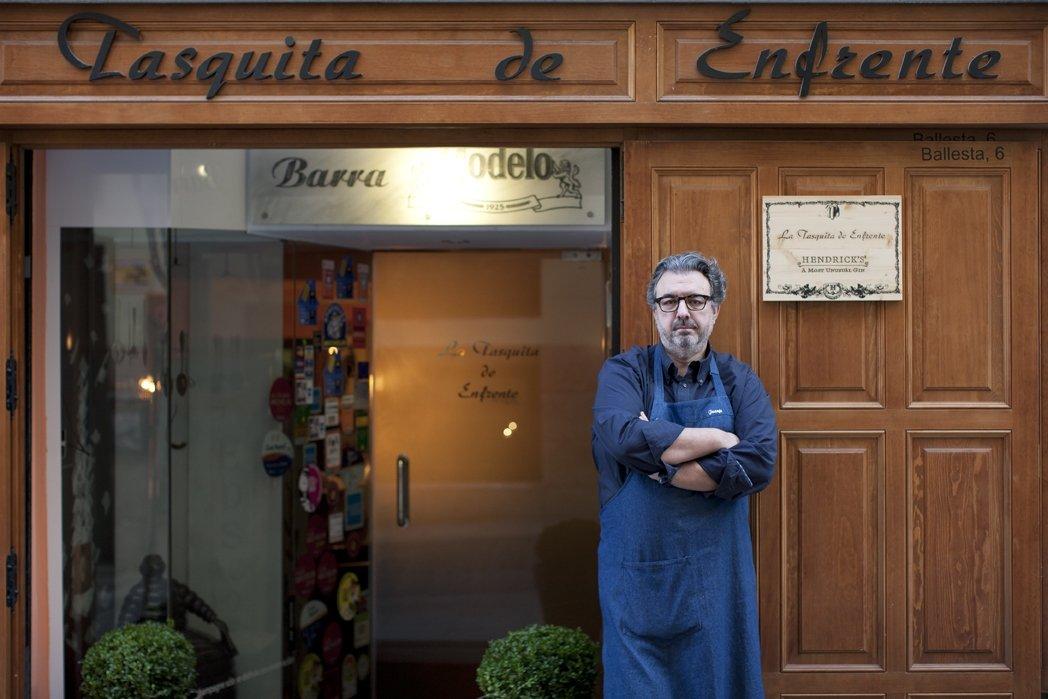 Juanjo López, el chef que colgó las corbatas