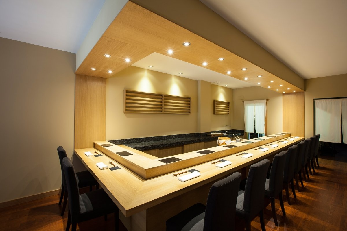 Kiro Sushi, delicadeza e intimidad alrededor del sushi
