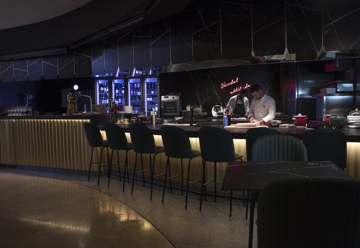Momiji Atelier, un espacio gastronómico alejado del Japón clásico