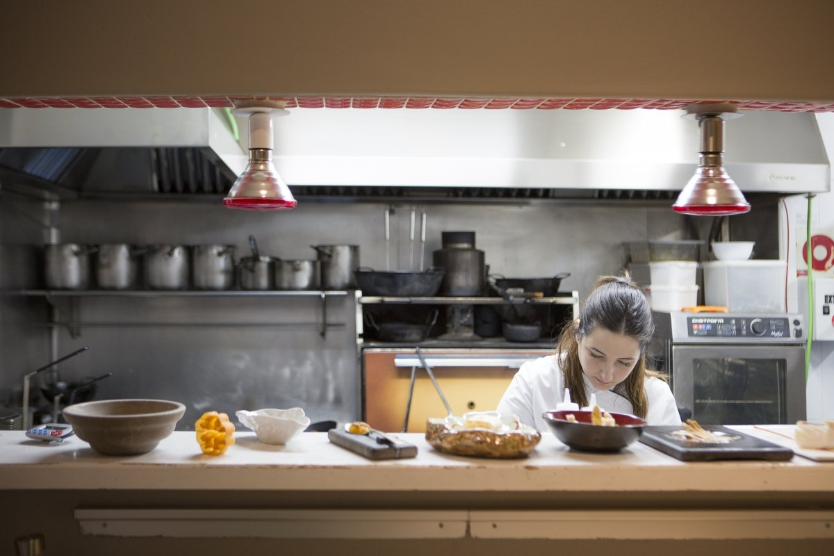 La cocina de Magoga
