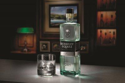 Berkeley Square London Dry Gin, 'la single malt de las ginebras'