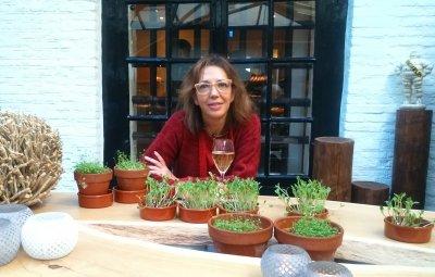 Raquel Castillo, narradora de placeres