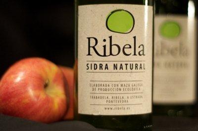 Sidra Ribela: la más natural, la más verde