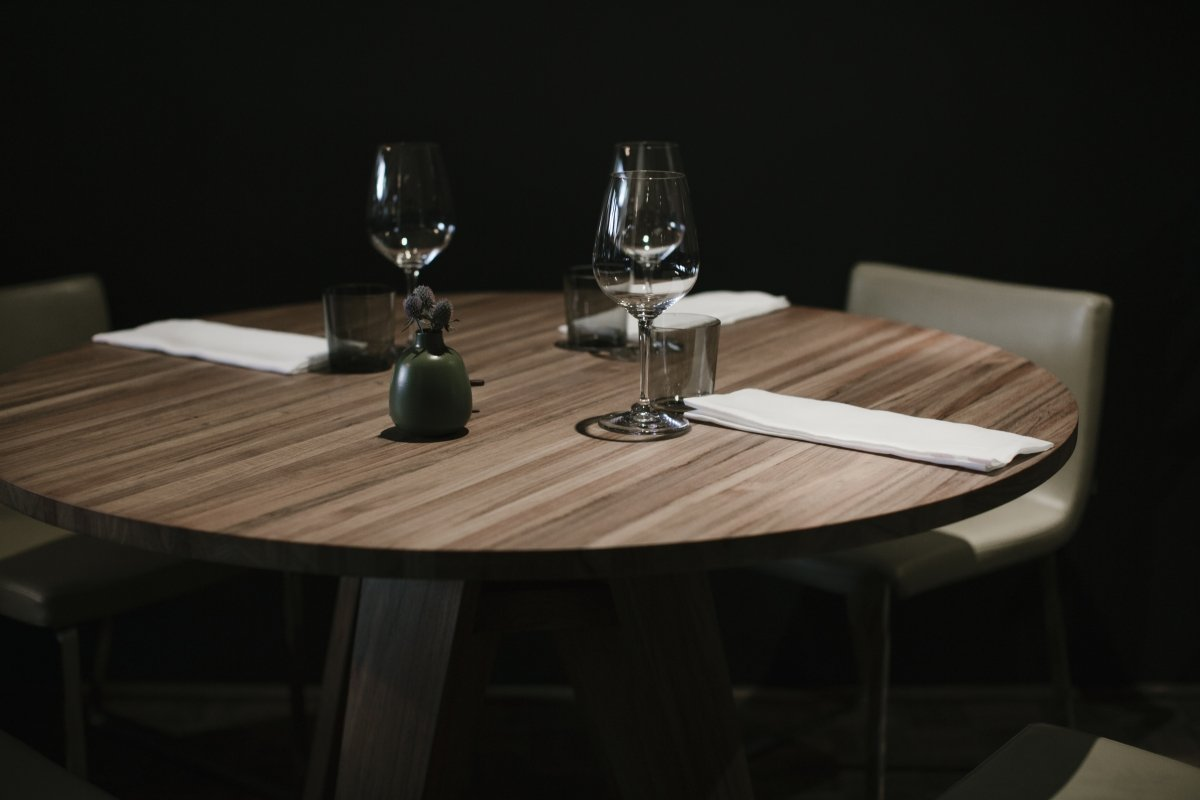 Las mesas del Pujol