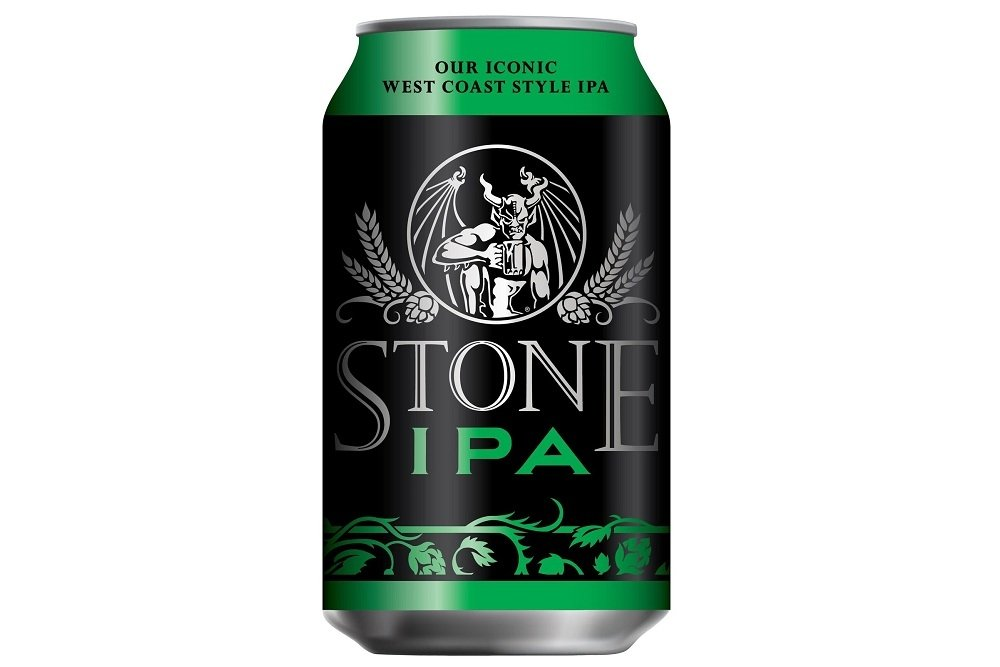 Stone IPA: gárgolas demoniacas y lúpulo a mansalva