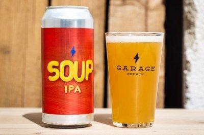 Garage Soup IPA, una auténtica oda al estilo NEIPA