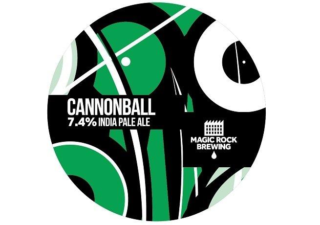 Logo de Cannonball utilizado en tiradores