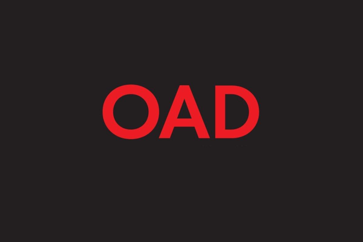 Logotipo de OAD