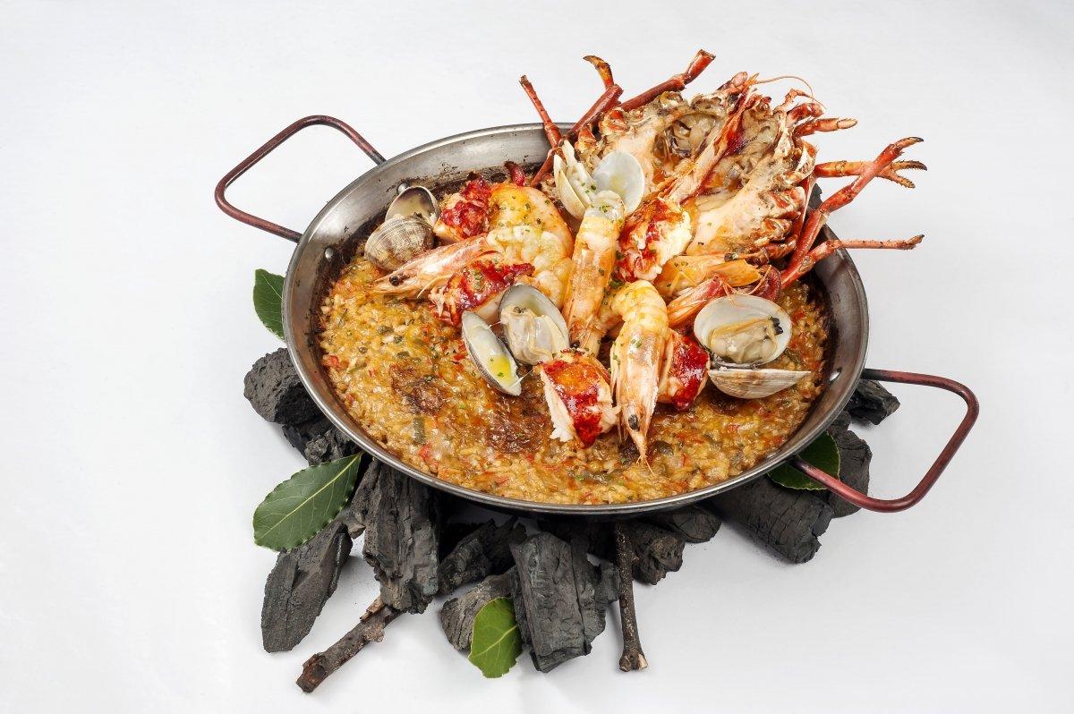 Los deliciosos arroces de Txoko Getaria