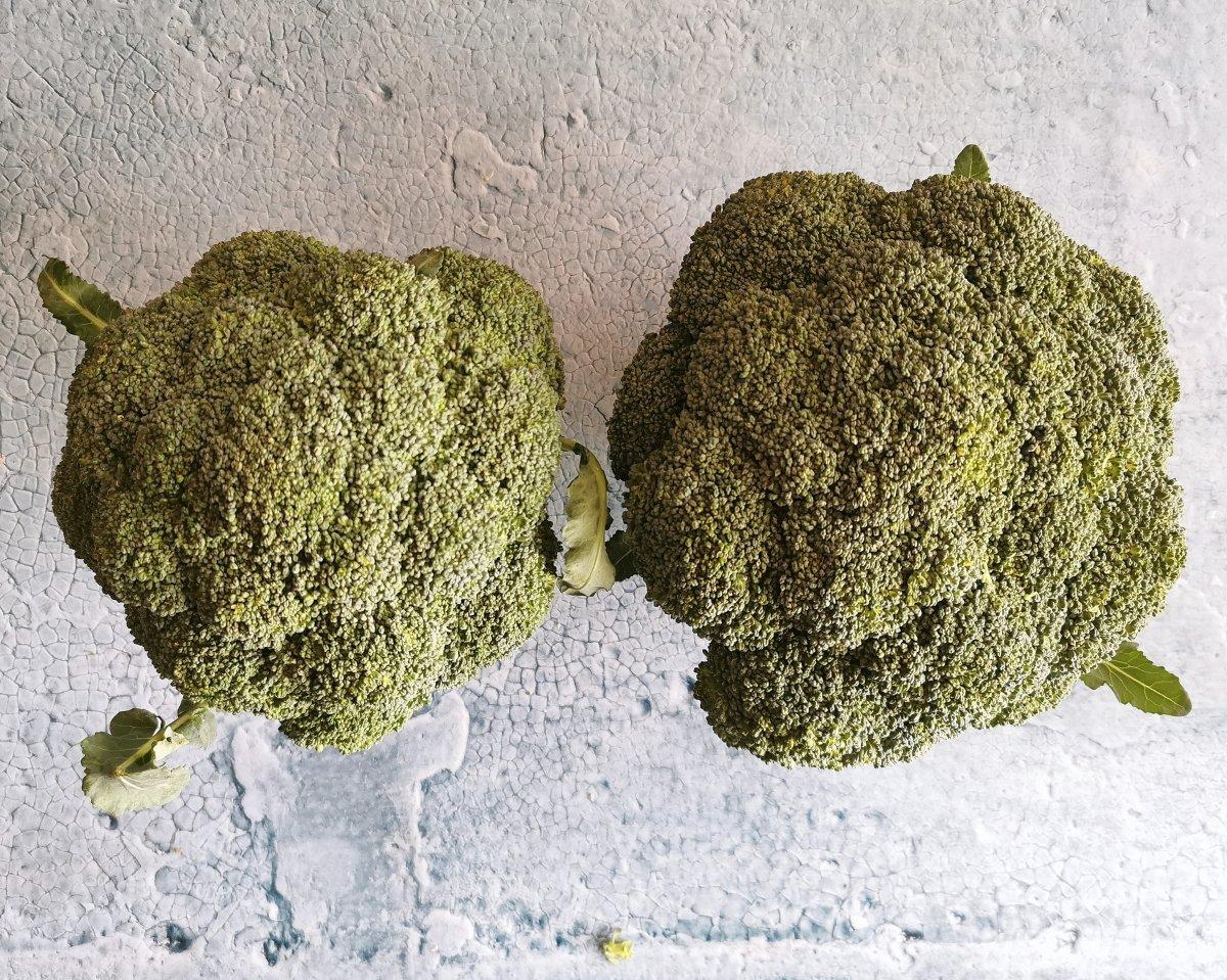 Los ingredientes del brócoli al horno