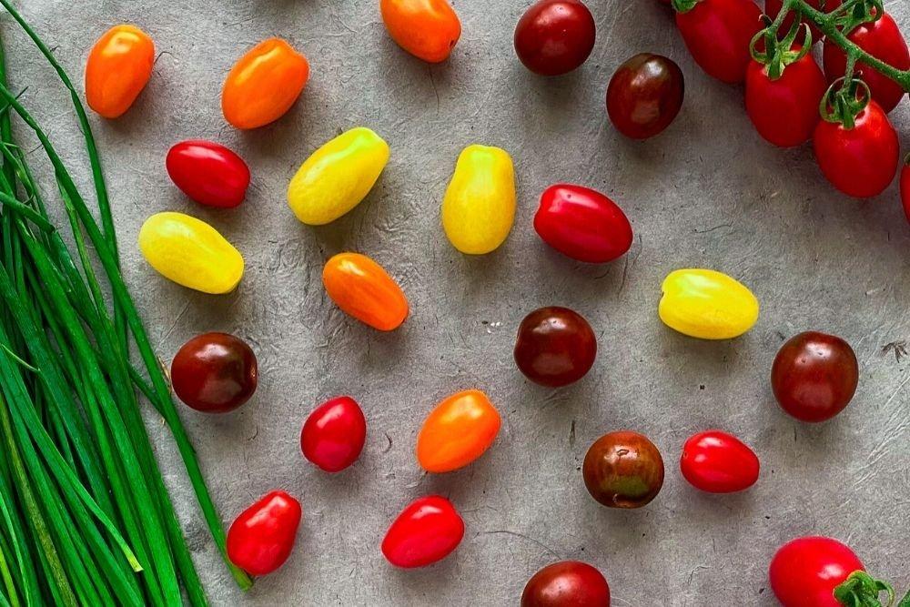 Los tomates son el ingrediente principal de la tarta tatín