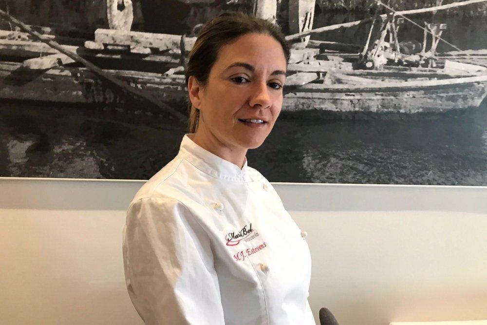 María José Estevens, talento innato a orillas de la Albufera