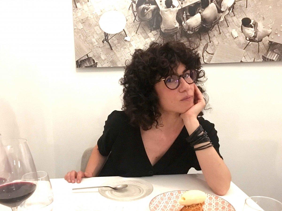 Marta Moreira, gastronomía y periodismo a buen ritmo
