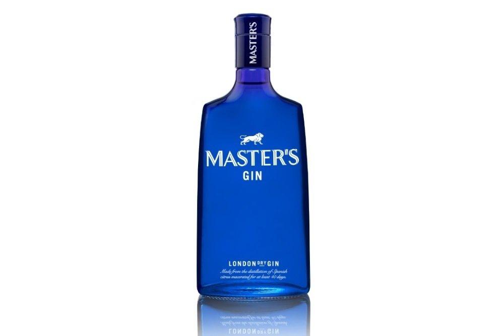 Master's Gin London Dry, triple destilación