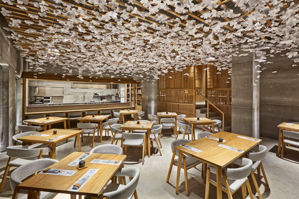 Nozomi Sushi Bar, sol naciente alumbrando Valencia