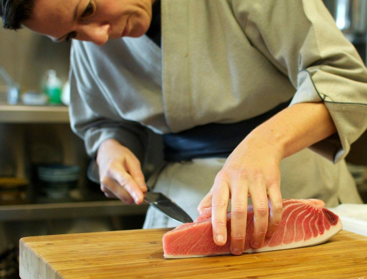 Nozomi Sushi Bar, sol naciente alumbrando Valencia  - imagen 4