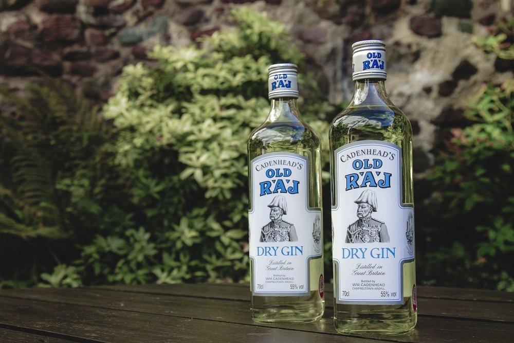 Old Raj Gin 55