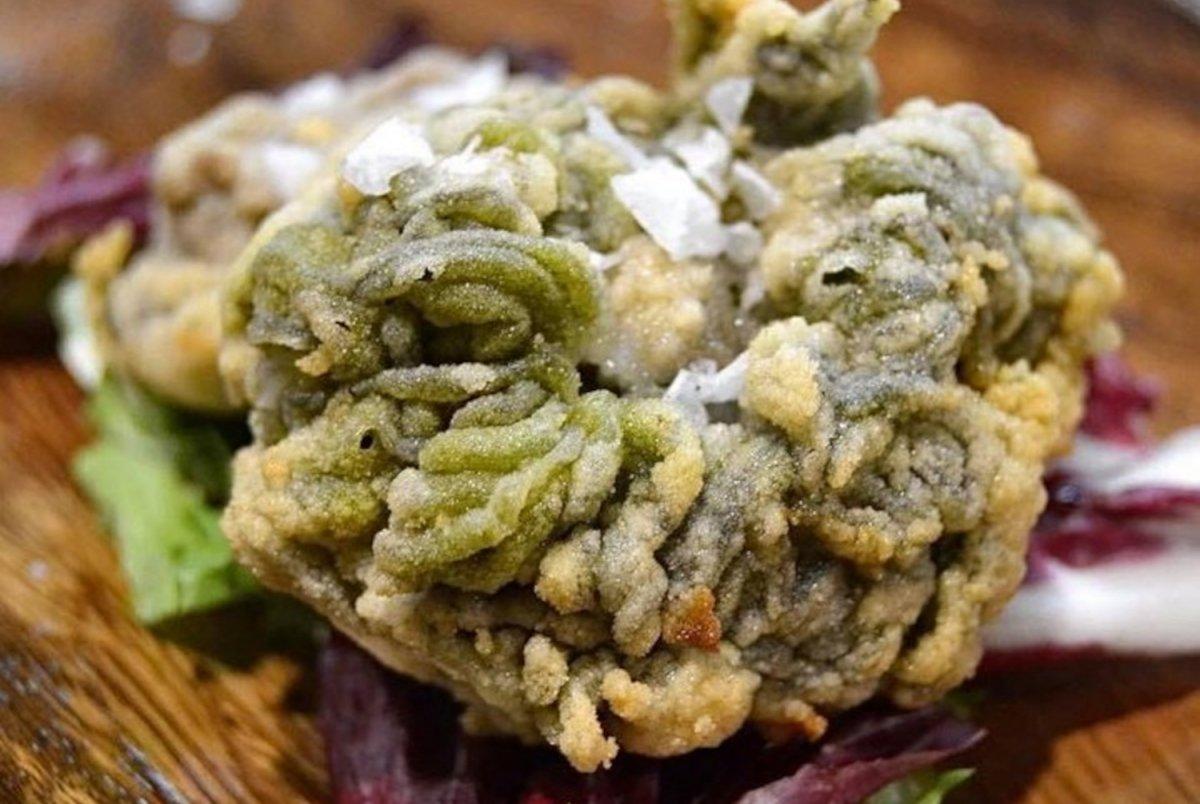 Ortiga de mar, la anémona comestible más querida del Mediterráneo