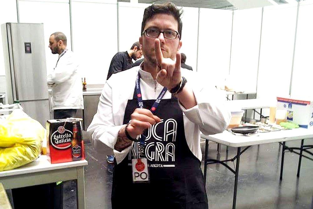 Pablo Pizarro, alta cocina a bocados