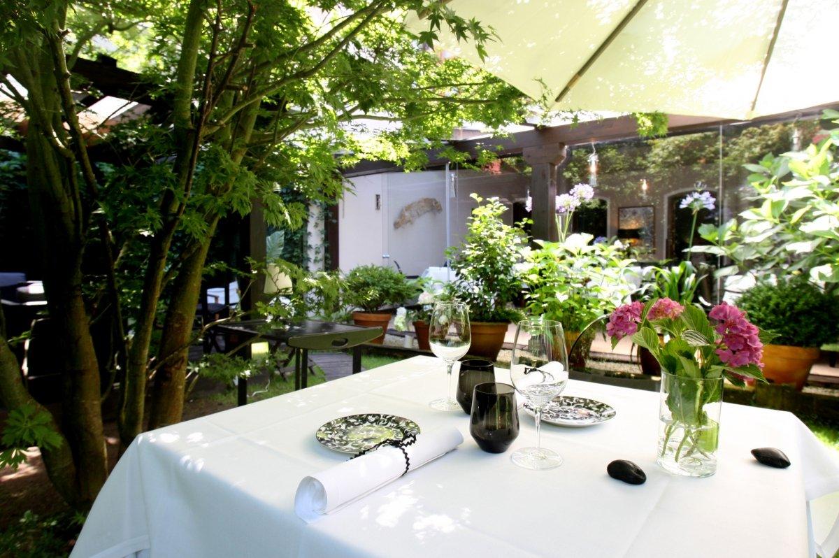 Restaurante El Corral del Indianu, alta cocina de la tierra
