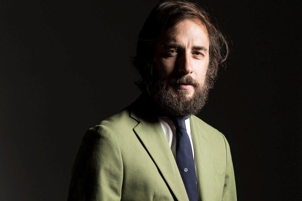 Paul García de Oteyza, 'slow fashion, slow food'