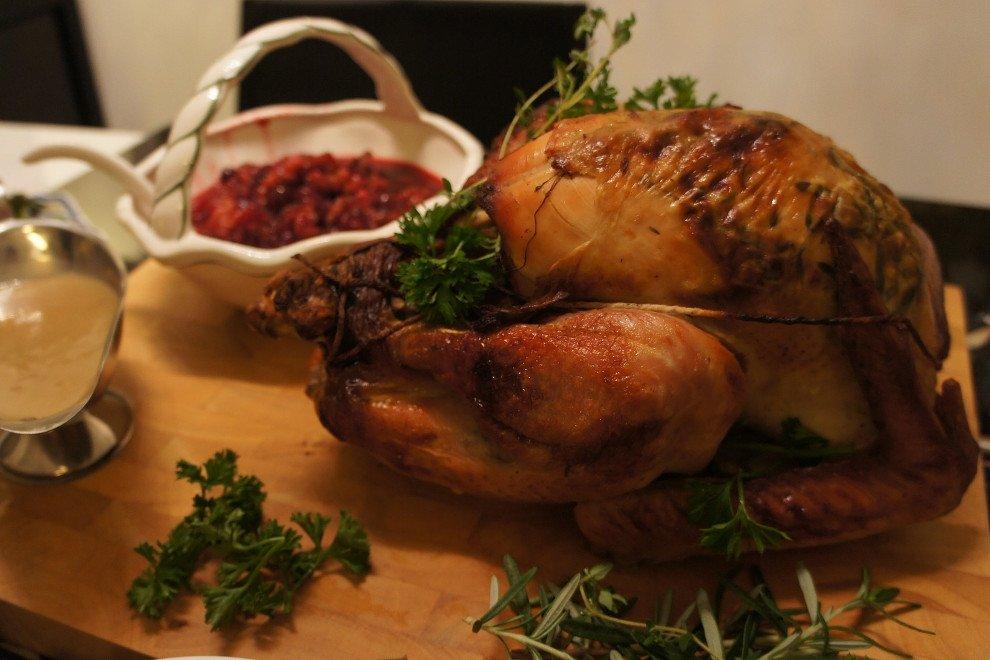 El pavo de Cuento de Navidad, una tradición victoriana