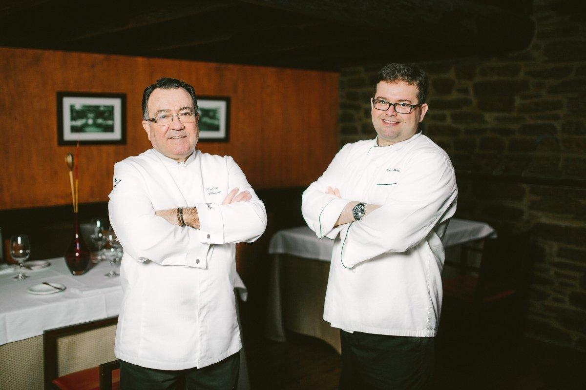 Pedro y Marcos Morán de Casa Gerardo