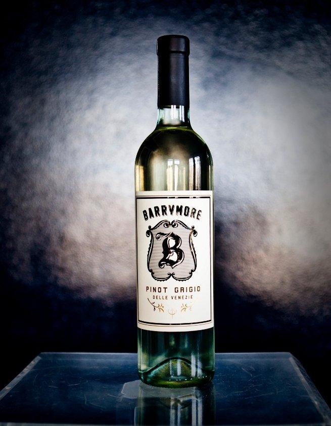 Barrymore Pinot Grigio, el idilio de Drew Barrymore y su viñedo
