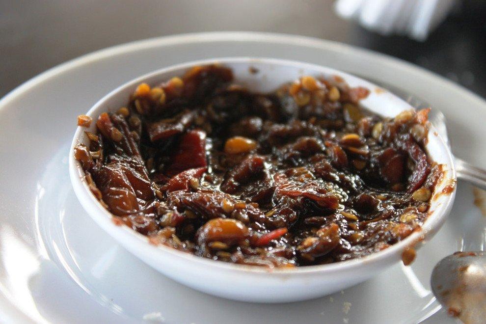 El kumache, la salsa más peligrosa del mundo