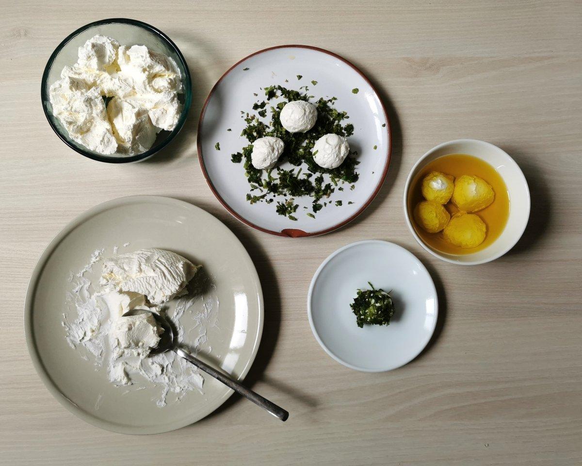Labneh (queso de yogur)