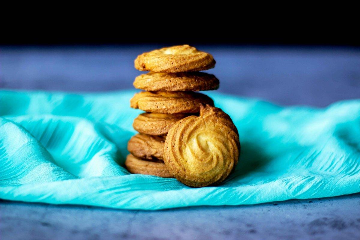 Presentación principal de las galletas de nata