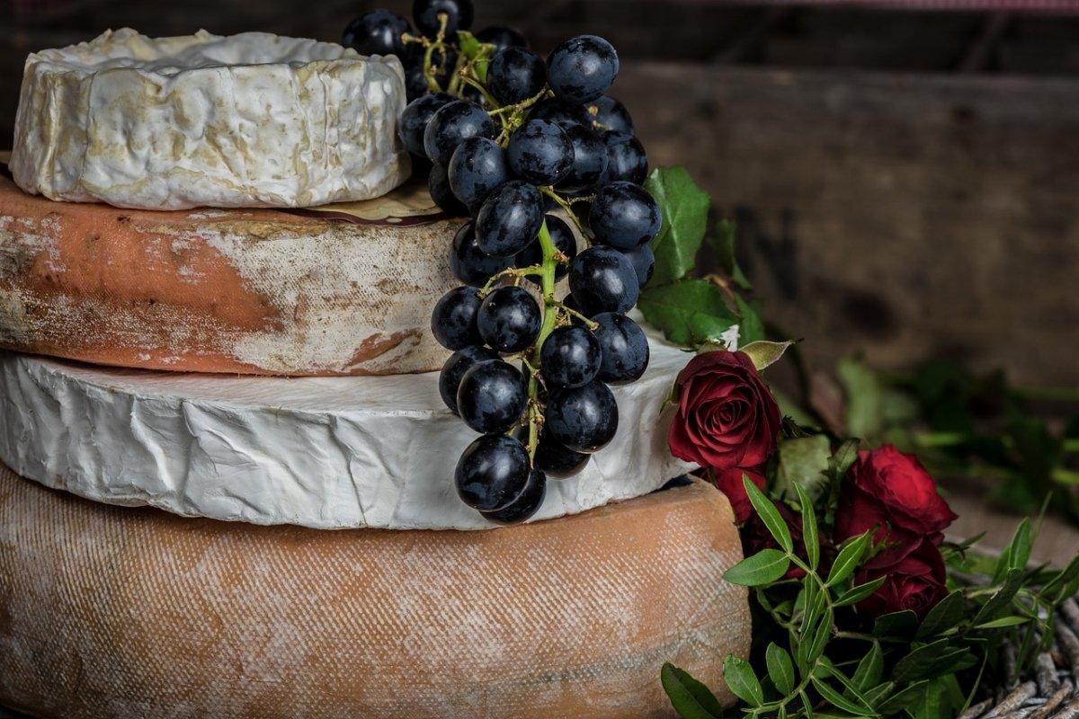 Los 5 quesos franceses más famosos