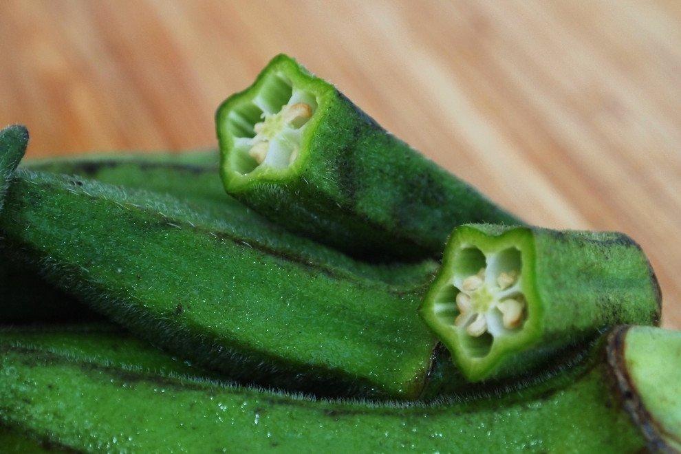 Quimbombó, la verdura tropical saludable y deliciosa
