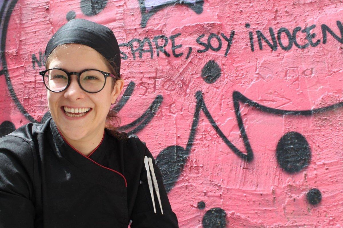 Raquel Cerniharo ante su nuevo reto