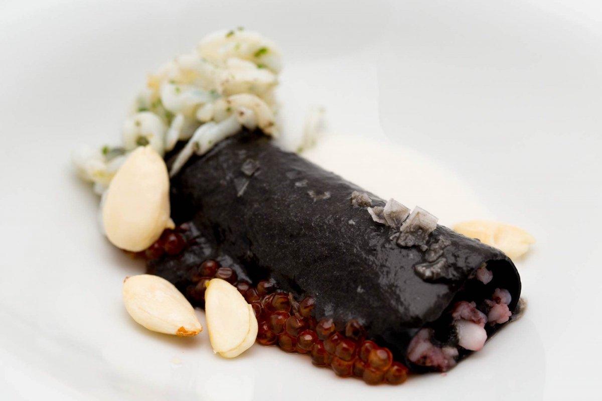 Receta del restaurante manchego y Mediterráneo Maralba