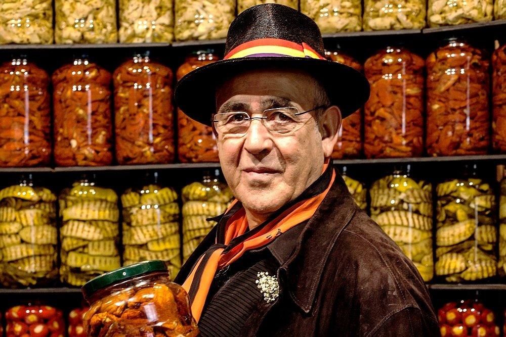 Abraham García, un escritor que cocina