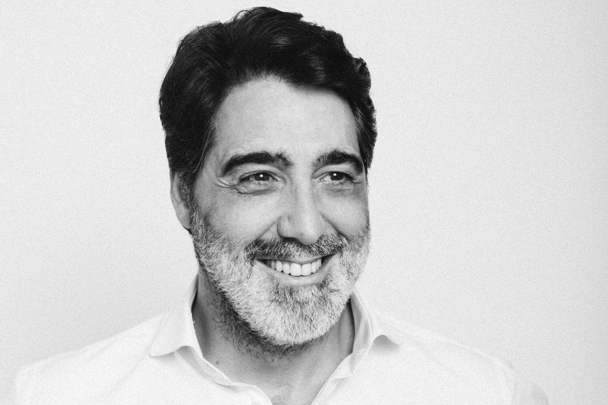 Agustín Vivancos, de la publicidad a la mesa