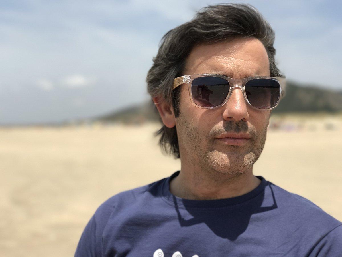 Retrato de Álvaro Muñoz