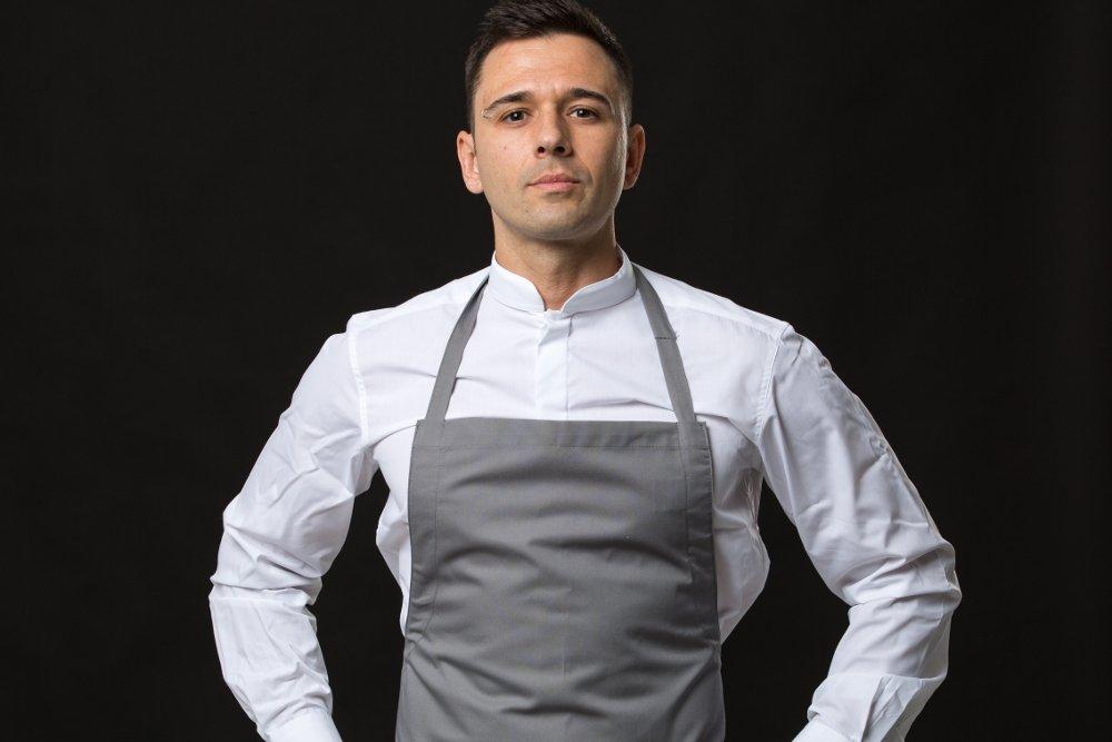 Álvaro Salazar, cocinero del mundo