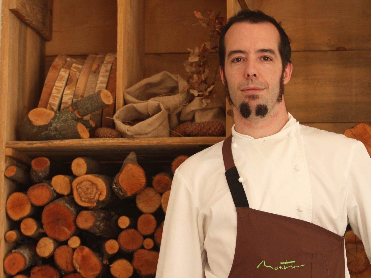 Daniel Ochoa, un cocinero libre