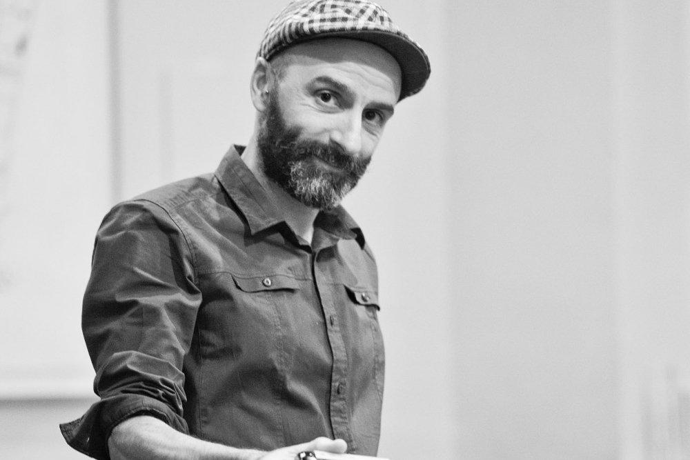 Daniele Rossi, el 'slow food' se sienta a la mesa
