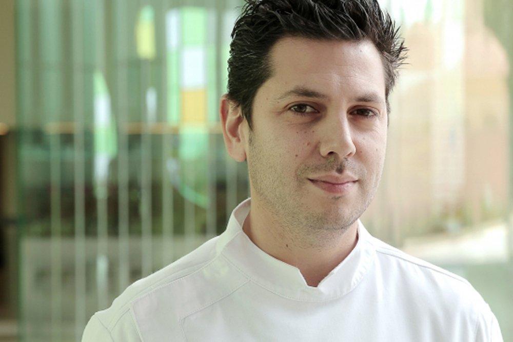 Diego Gallegos, el chef del río