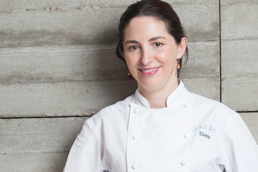 Elena Arzak, una cocinera incansable