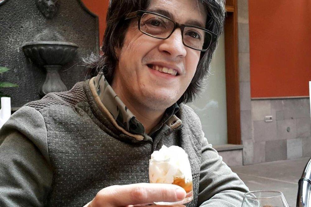 Emilio Márquez, un viajero conectado