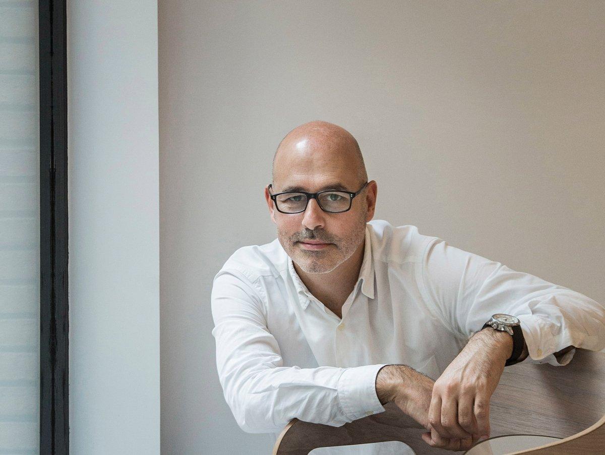 Francesc Rifé, un interiorista gastronómico