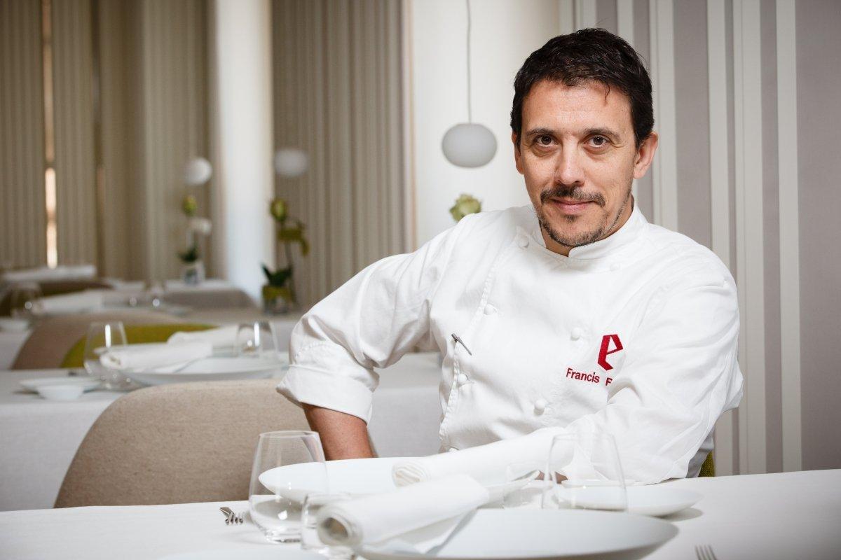 Francis Paniego, cocina para el disfrute