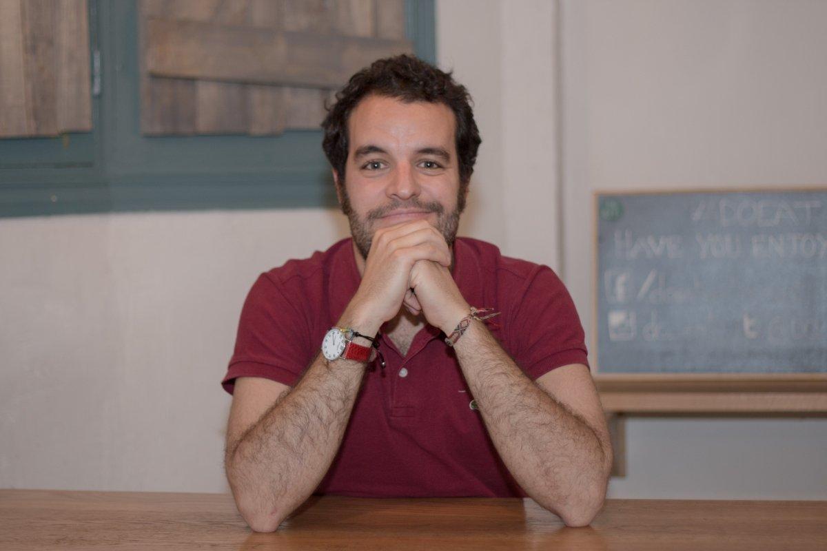 Guillermo Rodríguez, nutricional entrenamiento gastronómico