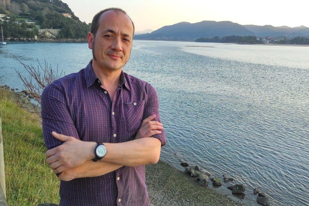 Igor Cubillo, equilibrista de letras y fogones