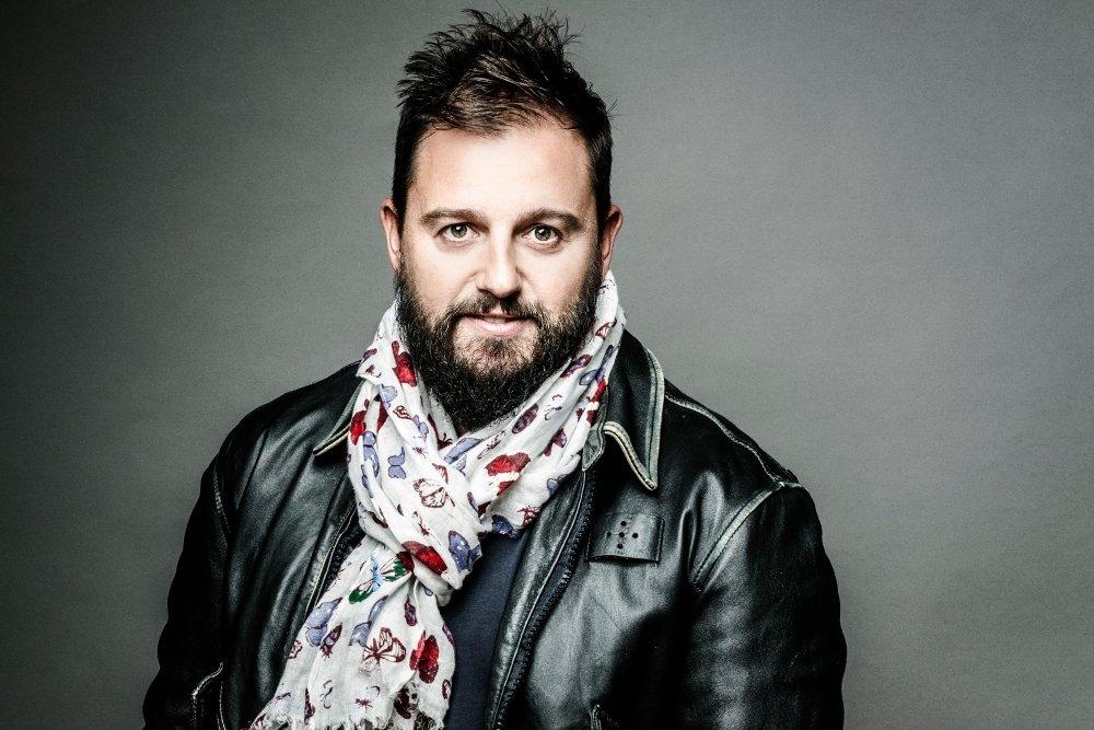 Retrato de Iván Morales