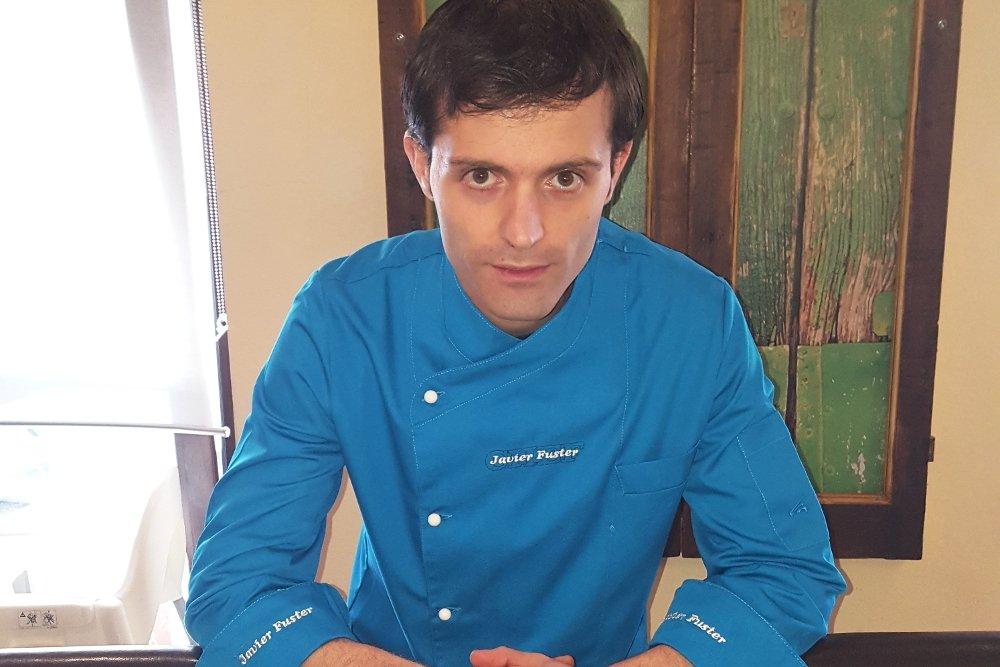 Javier Fuster, el chef de la serranía